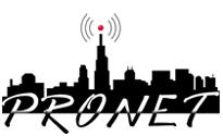 Новый логотип «ProNET»